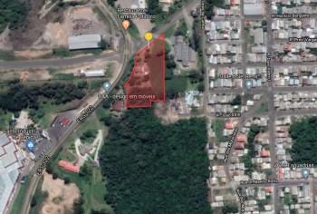 Terreno 8.000,00 m² - Bairro União