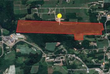 Área Rural 24 hectares - Linha 80