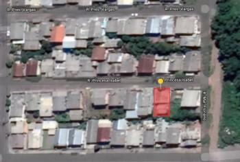 Terreno 200,00m² - Bairro União